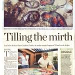 Tilling the Mirth